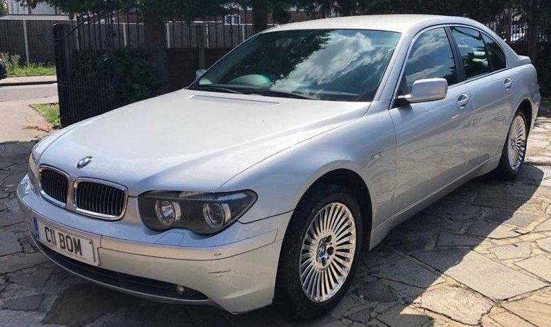 BMW 7 SERIES 730d Step Auto 730 SE
