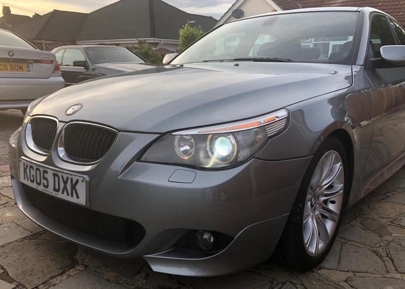 BMW 5 SERIES 525d Step Auto 525 Sport